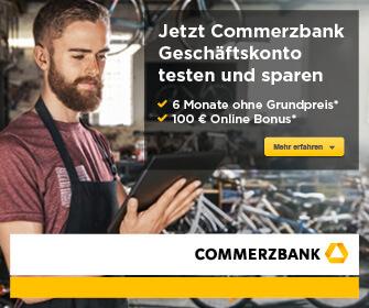 Commerzbank Aktion 1.7.2020